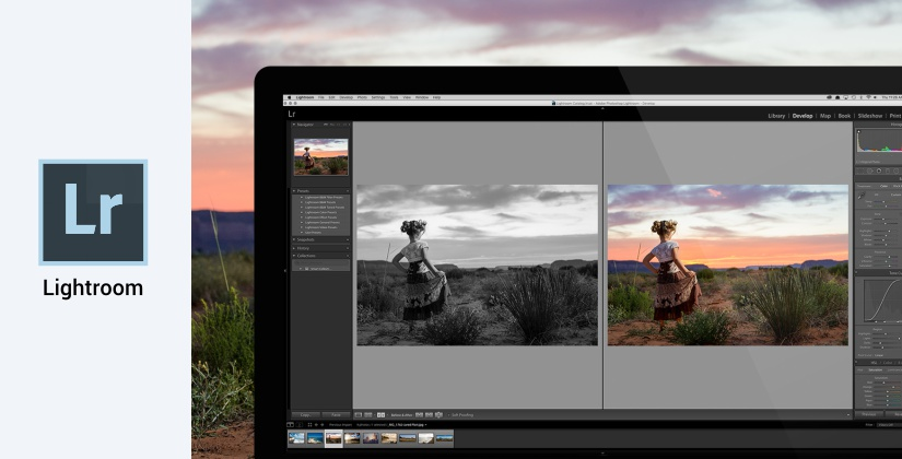 Adobe lightroom best photo editing software