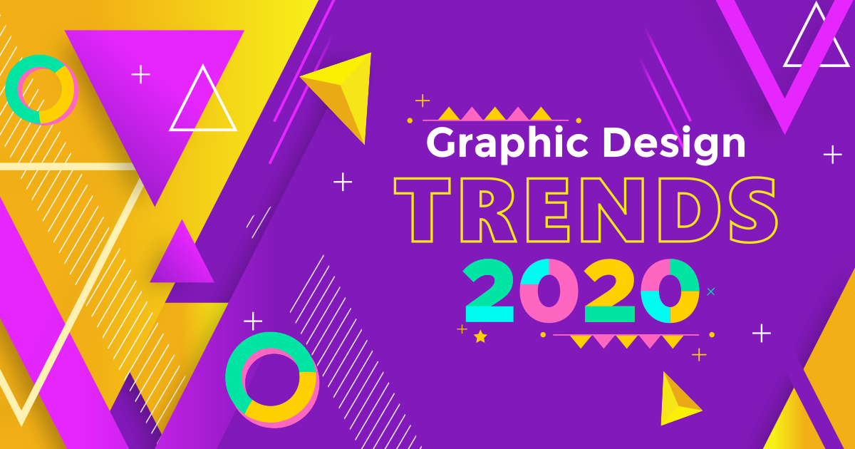 Graphic Design Trends 2020: Breaking ...