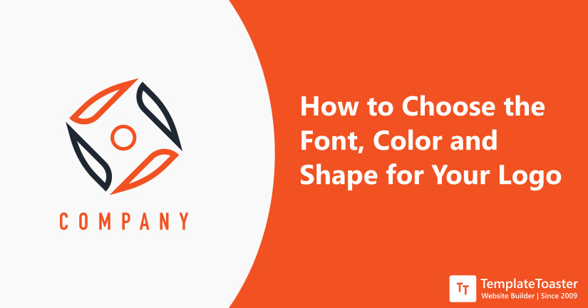 How to Choose the Font, Color and Shape for Your Logo