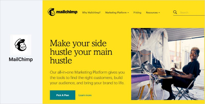 MailChimp email marketing software tool for beginners
