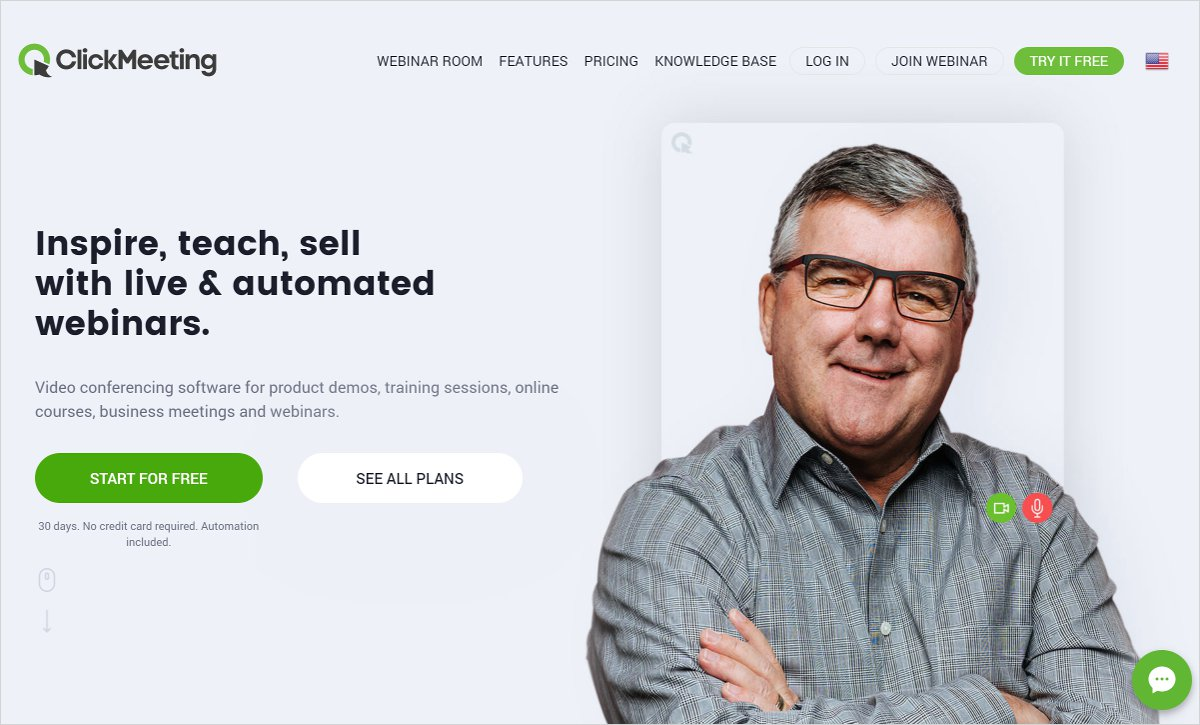 clickmeeting best webinar platform