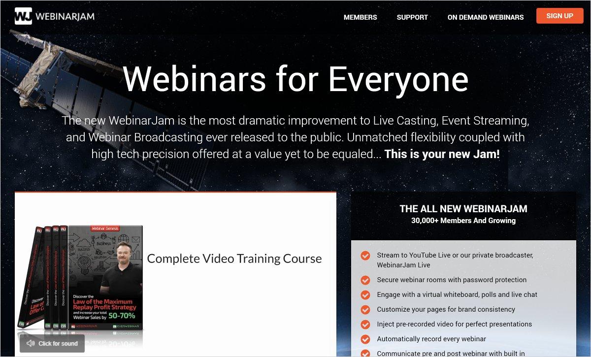 webinarjam best webinar tool