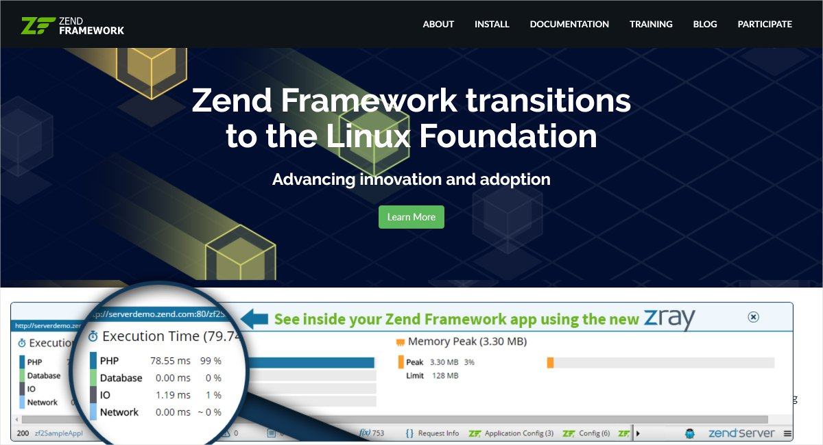 zend framework for developers