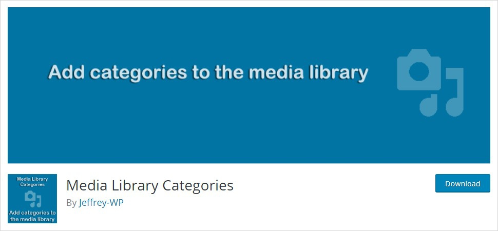 Media library assistant plugin