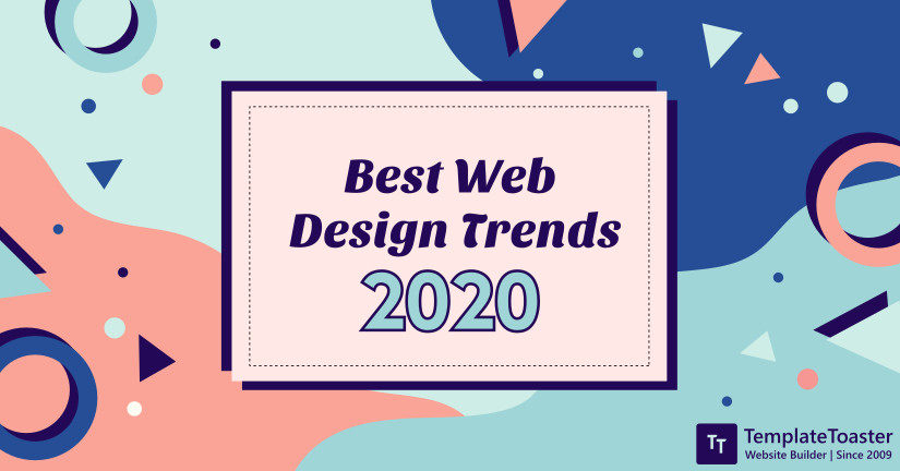 web design trends 2020 guide for designers