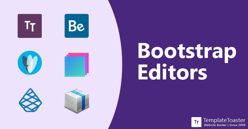 Bootstrap Editors