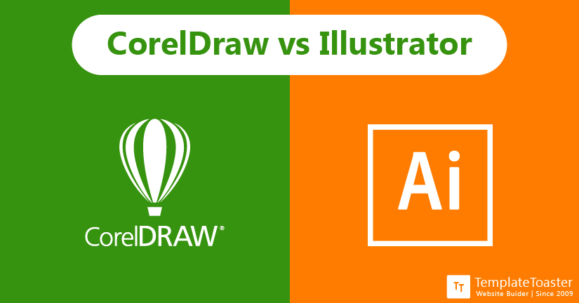 CorelDraw vs Illustrator
