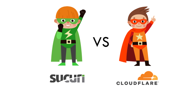 Sucuri vs Cloudflare differences