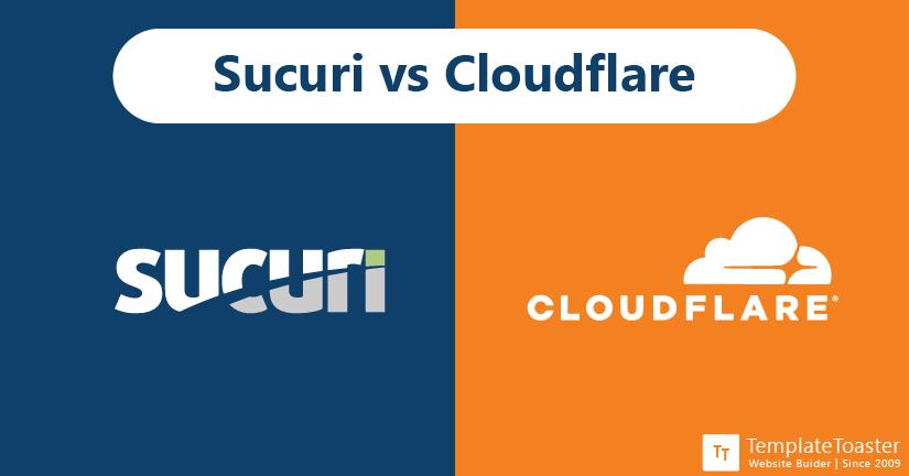 Sucuri vs Cloudflare