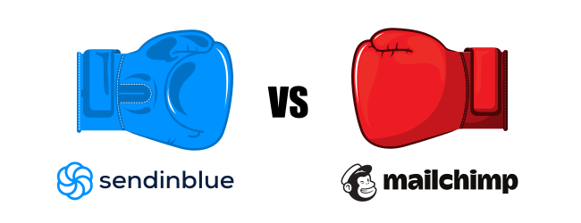sendinblue vs mailchimp comparison