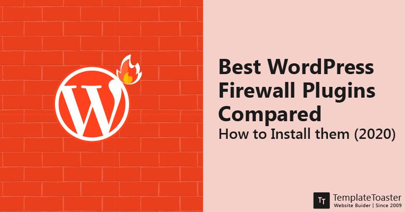 Best WordPress Firewall Plugins