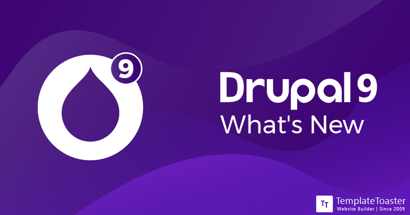 Drupal 9