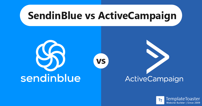 SendinBlue vs ActiveCampaign