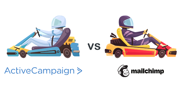 activecampaign vs mailchimp differences