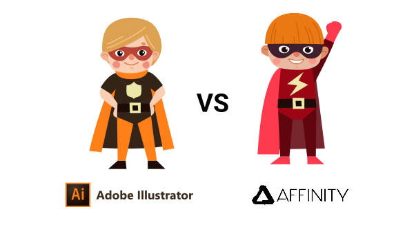 affinity designer vs illustrator differences