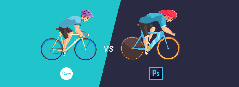 canva vs photoshop differences