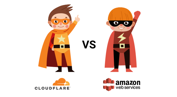 cloudflare vs cloudfront differences