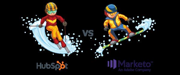 hubspot vs marketo differences