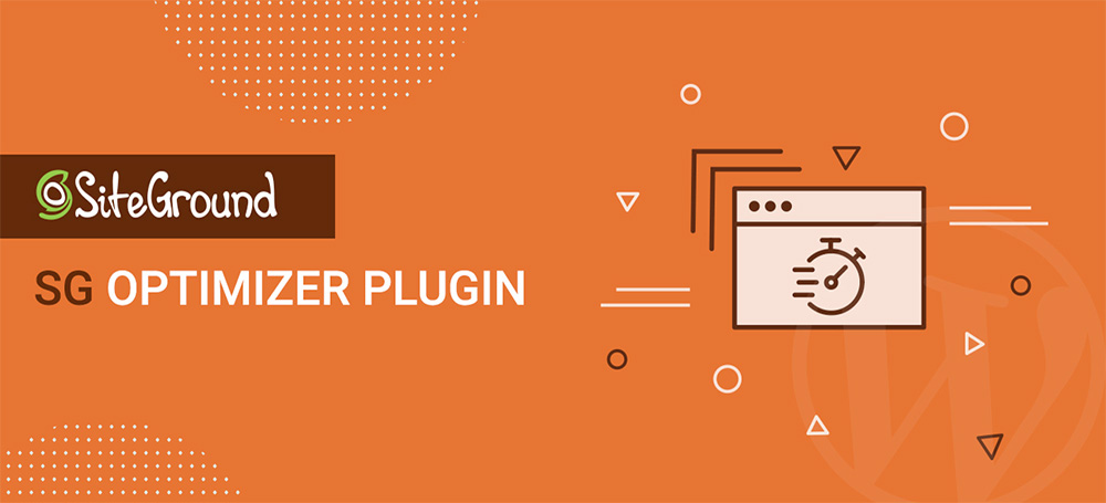 siteground optimizer plugin