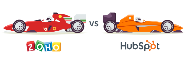 zoho vs hubspot differences