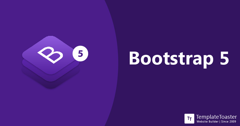 Bootstrap 5 what's new