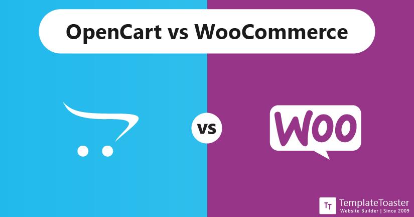 OpenCart vs WooCommerce