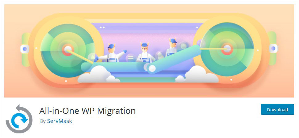 all in one wp migration wordpress migration plugins