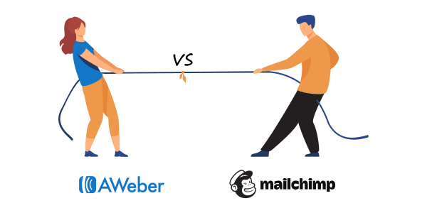 aweber vs mailchimp differences