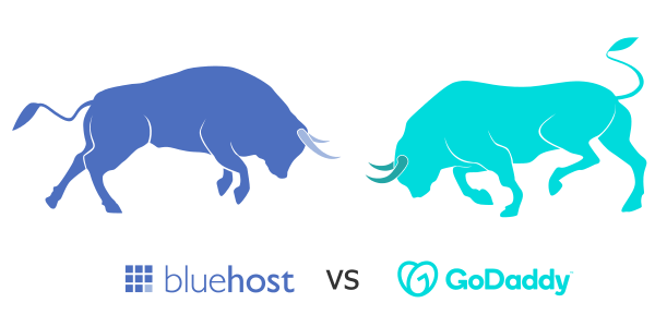 bluehost vs godaddy differences