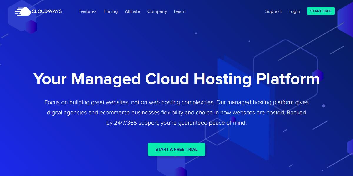 cloudways joomla hosting