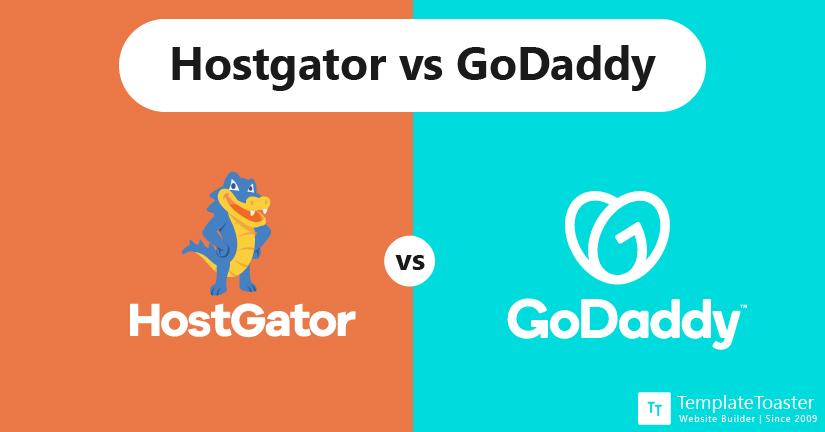 hostgator vs godaddy