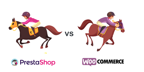 prestashop vs woocommerce one to one differences