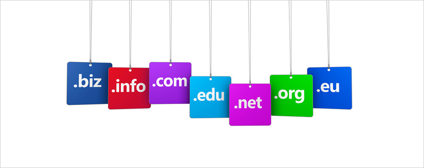 domain names types