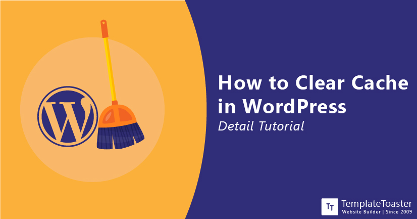 How to clear cache in WordPress