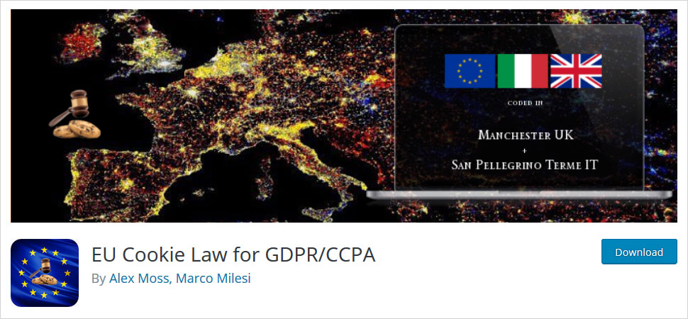 eu cookie law for gdpr