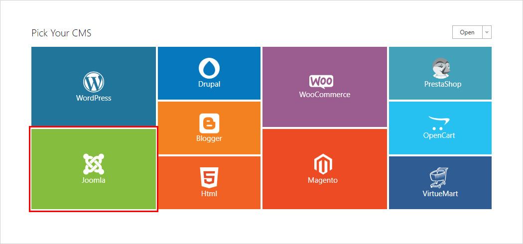 templatetoaster joomla website builder