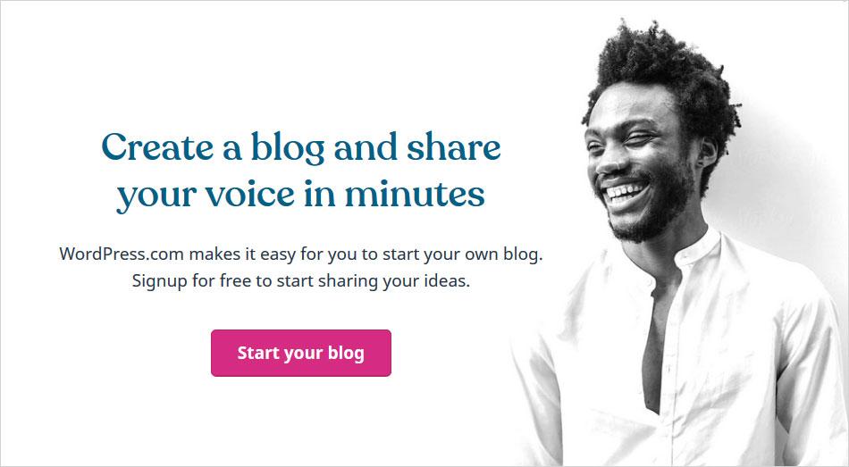 wordpress vs html for bloggers