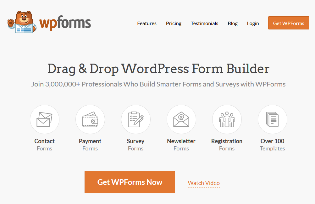 wp forms gdpr compliance wordpress plugin
