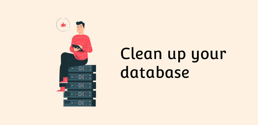 speed up your WooCommerce store with Database