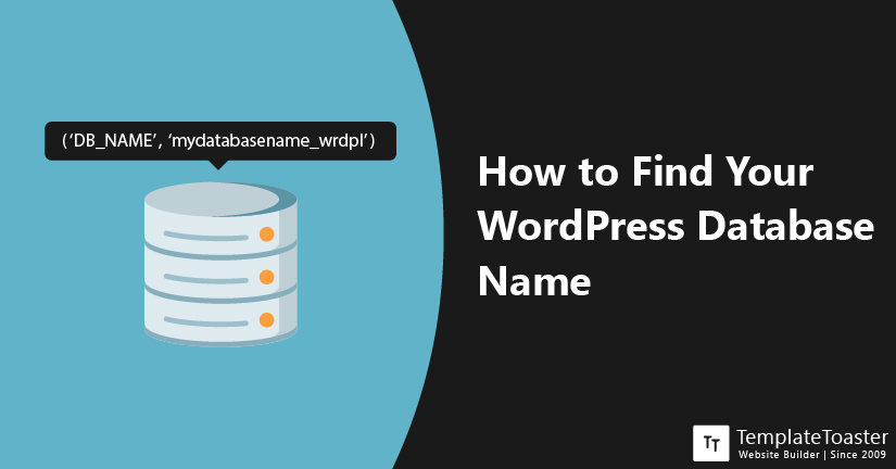 How to Find Your WordPress Database Name