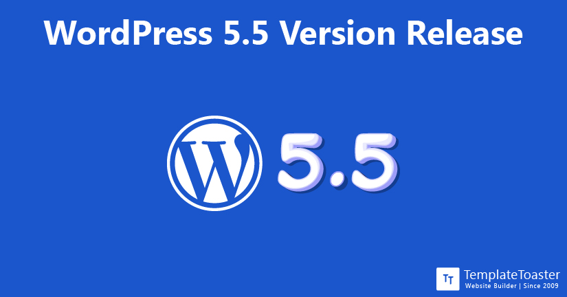 WordPress 5.5 Version Release