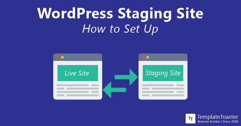WordPress Staging Site How to Set Up
