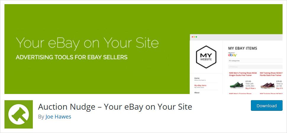 auction nudge wordpress auction plugins
