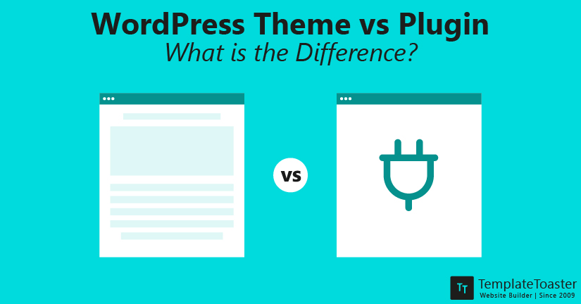 WordPress Theme vs Plugin What is the Difference