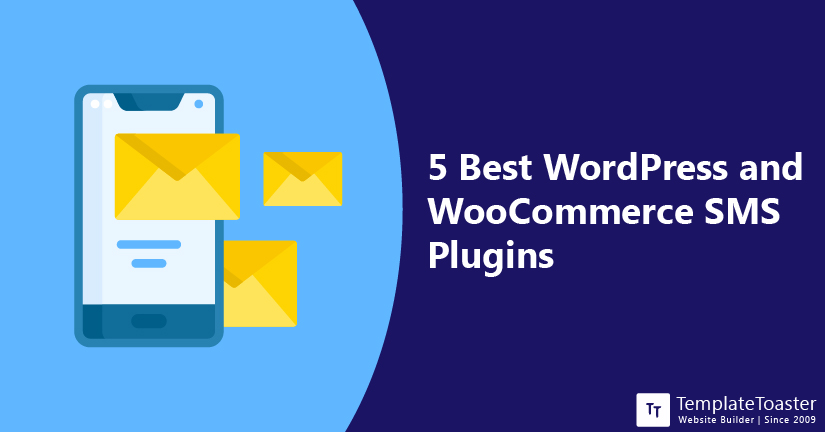 5 Best WordPress and WooCommerce SMS Plugins