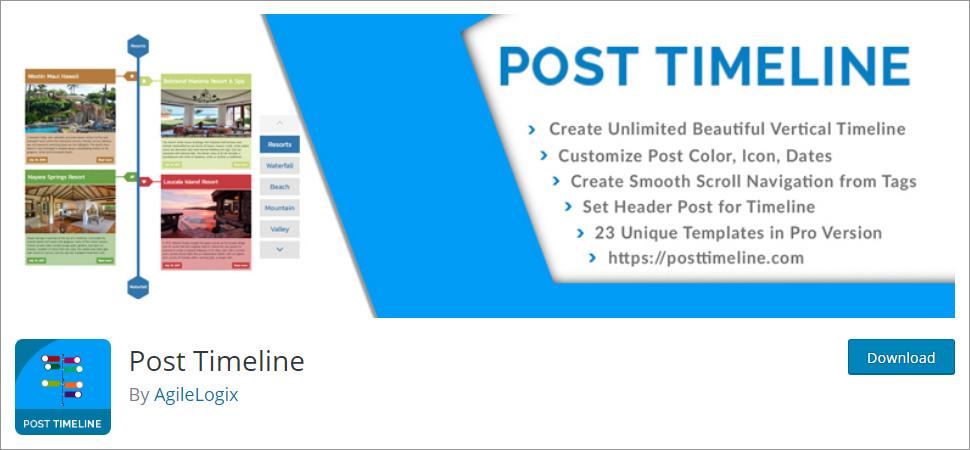 Post Timeline