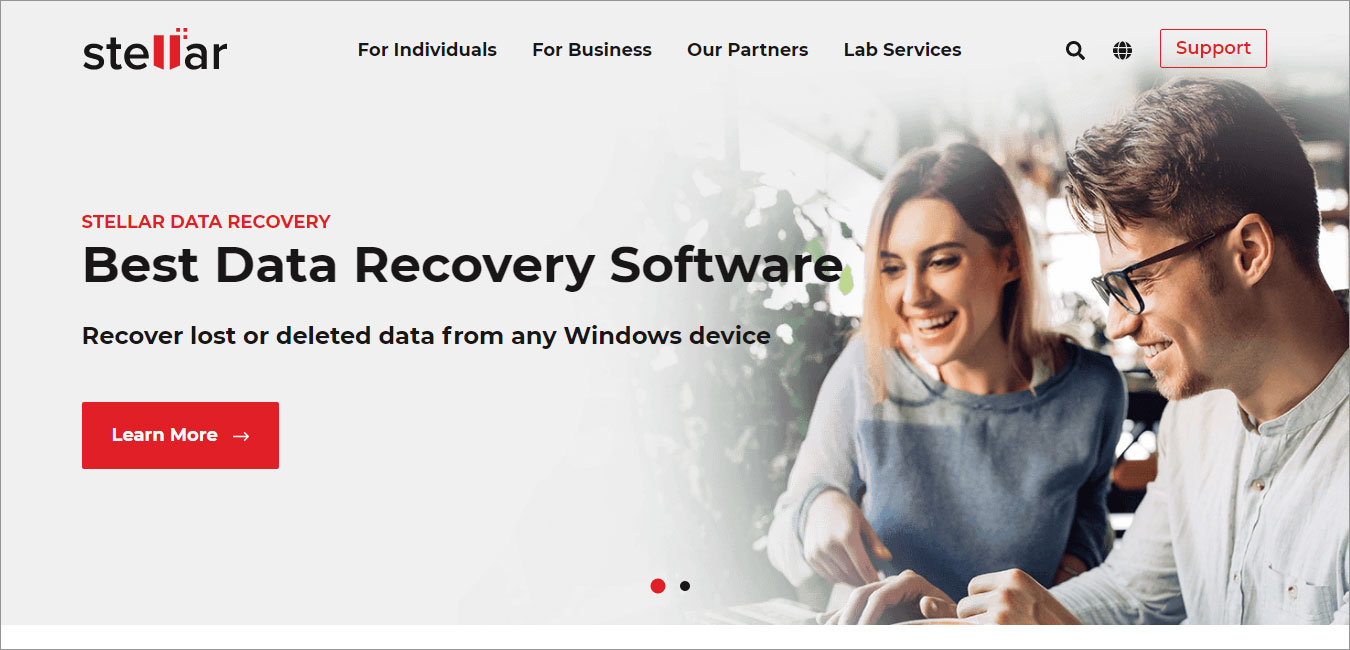 Stellar Data Recovery software