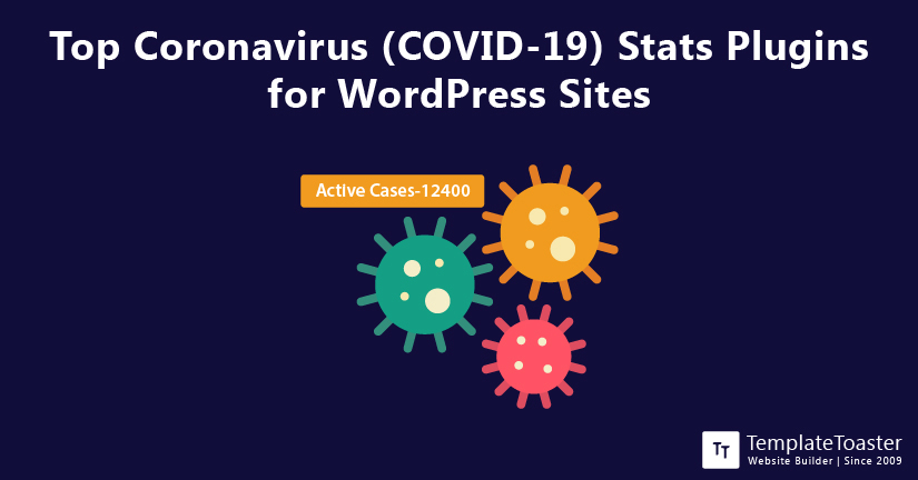 Coronavirus (COVID-19) Stats Plugins for WordPress