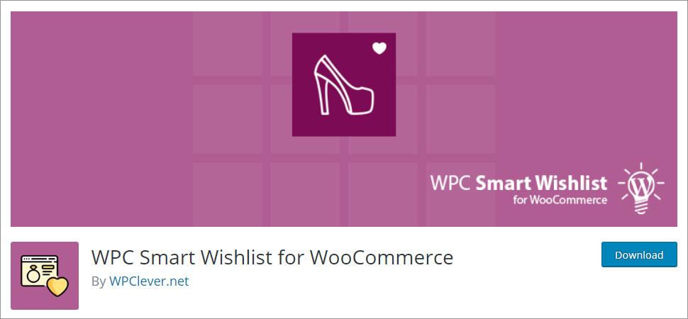 WPC Smart Wishlist for WooCommerce