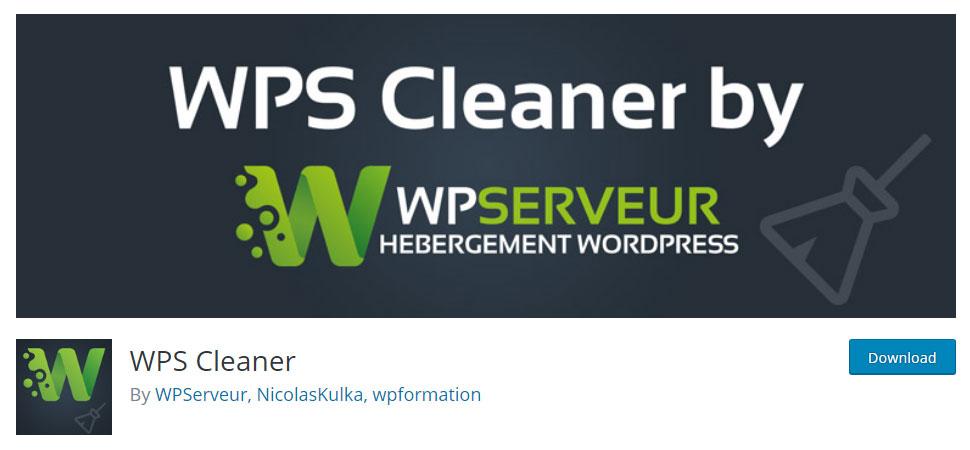 WPS Cleaner